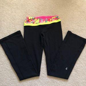 Ivivva girls yoga pants